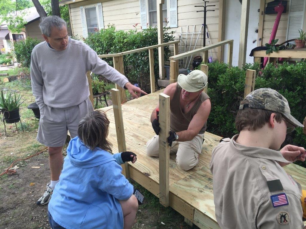 Ramp Build