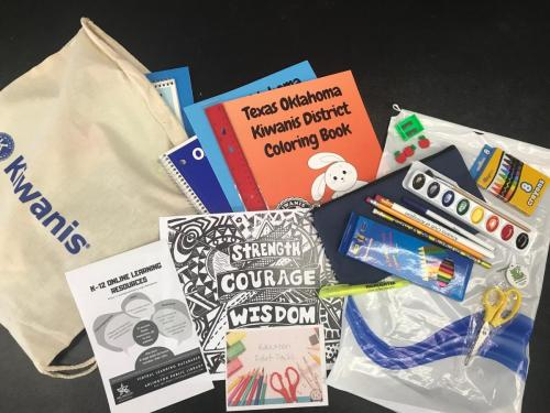 Education Relief Packs
