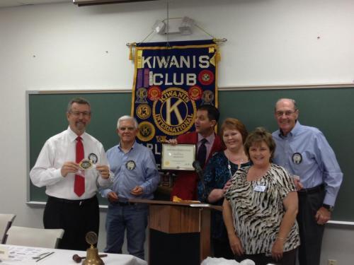 Distinguished Club