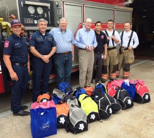 DISASTER-RELIEF-BACKPACKS-TO-FIRE-DEPT